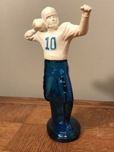 """Vintage Avon Football """"PASS PLAY""""  Men's WILD COUNTRY After Shave Decanter - $13.36"""