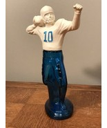 "Vintage Avon Football ""PASS PLAY""  Men's WILD COUNTRY After Shave Decanter - $13.36"