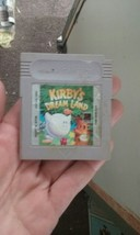 Kirby's Dream Land (Nintendo Game Boy, 1992) game cartridge only - $8.66