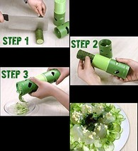 Veggie Spiralizer TWIST Raw Noodle Maker Spiral Zucchini Squash Julienne... - $7.91