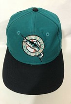 Vintage Florida Marlins MLB Baseball Snapback Hat - $34.65