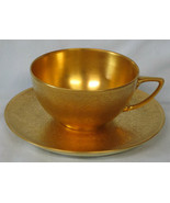 Pickard Gold Rose & Daisy by Rosenthal Cup & Saucer - $47.41