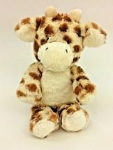 "Carters Child Of Mine Giraffe Plush Brown Baby Toy Stuffed Animal 11"" - $37.92"