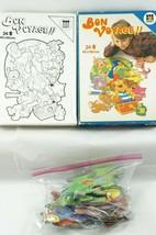 Diset Bon Voyage!! Puzzle 24 Large Pieces Ages 3-8 Animals Travel  Made ... - $14.03