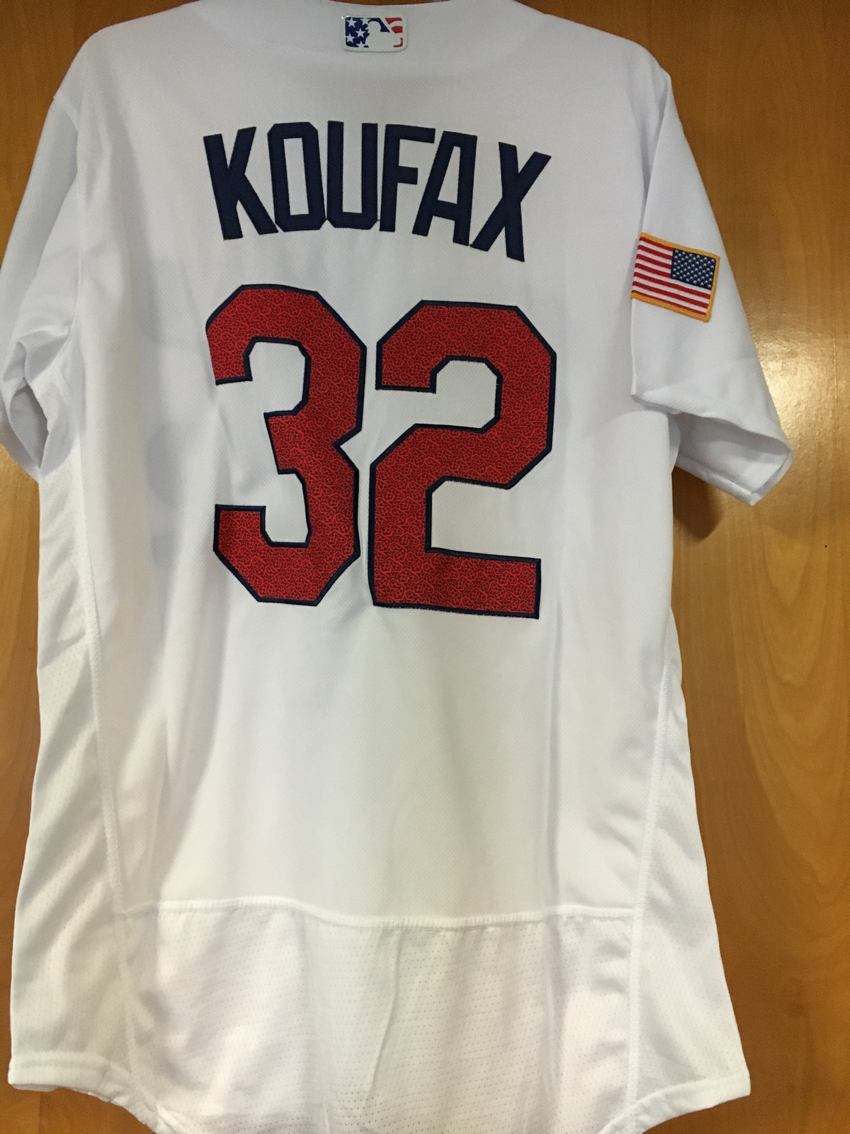 Primary image for Los Angeles Dodgers Sandy Koufax Memorial Day Jersey