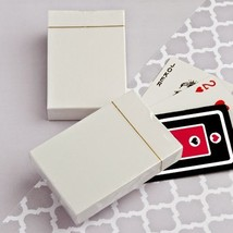 60 Perfectly Plain Collection Playing Card Favors - $63.97