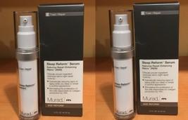 2 x Murad Treat/ Repair Sleep Reform Serum 0.5 oz. x 2  1 oz tota-- New In Box-- - $64.34