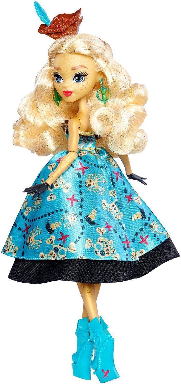 Image 2 of Monster High Shriekwrecked Dayna Treasura Jones Doll, Mattel