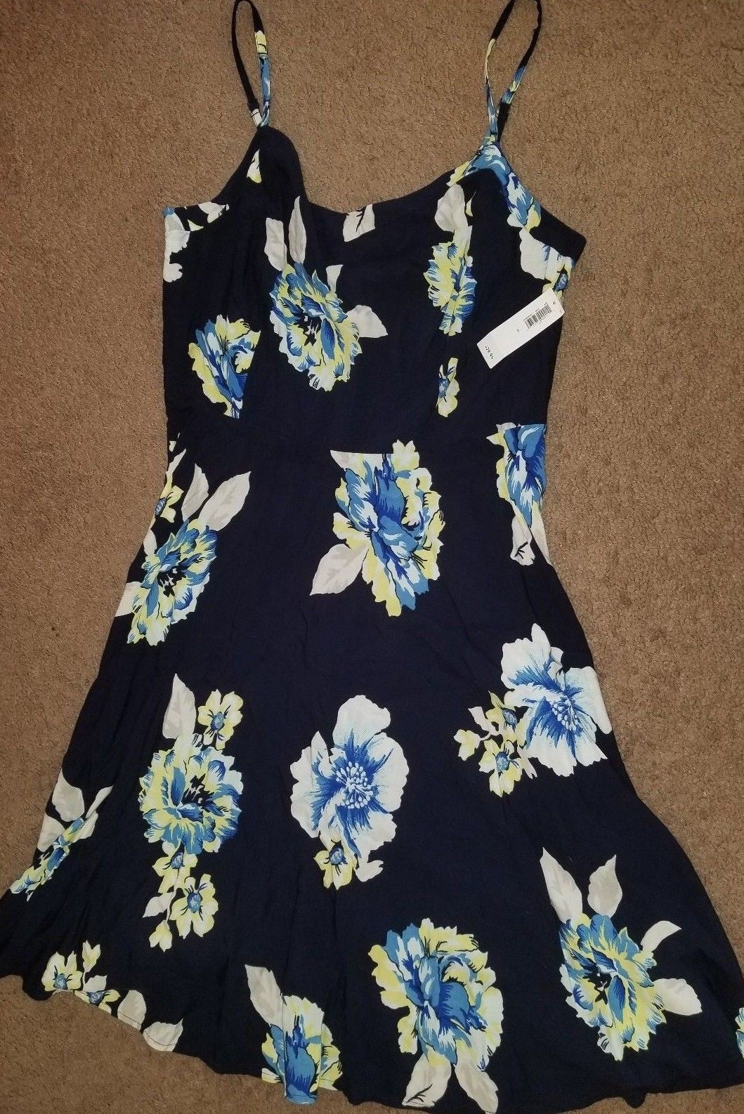 NEW Old Navy cami swing dress women's size M, NWT