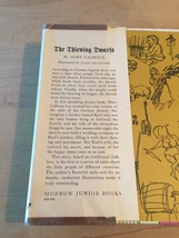 1967 The Thieving Dwarfs (First Edition) by Mary Calhoun hardcover book image 2