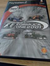 Sony PS2 Formula One 2001 image 1