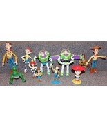 Disney Toy Story Lot Of 11 Figures - $29.99
