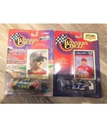 2-1:64 1998 Winner's Circle Jeff Gordon #24 Du Pont 1999 Chevrolet #1 Ca... - $3.49
