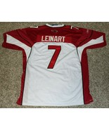 Matt Leinart St Louis Cardinals #7 NFL Players Inc. Authentic Footbal Je... - $34.16