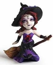 "5"" Cosplay Kids - Hocus Pocus Witch Statue Figurine Halloween - $33.75"
