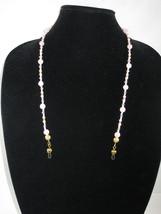 NEW Handmade Pink Swarovski Crystal Ladies Eyegla... - $20.00
