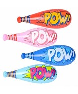 Rhode Island Novelty 20 Inch InchPOW Inch Bat Inflates Pack of 12 - $13.10