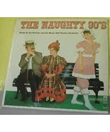 "The Naughty 90's, Vintage LP 12"" Record, NICE - $7.91"
