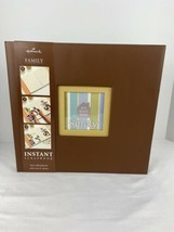 Hallmark  It's Great To Be Family Instant Scrapbook 20 pages New 12 X 12  - $19.79