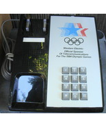 Western Electric Design line Telephone for the 1984 Olympic Games - $45.00
