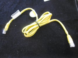 Netgear OEM 5ft YELLOW Cat5e PATCH CABLE NEW - $2.99