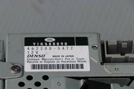 05-09 Range Rover L322 Navigation Radio Stereo Display Monitor Screen YIK500090 image 7