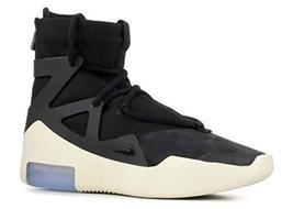 Nike Mens Air Fear of God 1 Black/Black Suede Size 11.5 - $1,688.40