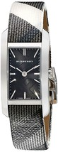 Burberry BU9505 The Pioneer Black Sunray Dial Swiss Made Womens Watch - $326.13 CAD