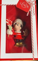 New Inbox Disney Showcase Lenox Sweetheart Minnie Mouse Ornament - $32.55