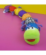 "Lamaze Plush Caterpillar Stuffed Animal Sensory 24"" Crinkles Rattles Edu... - $30.68"