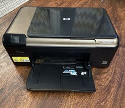 Hp Photosmart C4795 All-In-One Inkjet Printer *Parts Only* - $39.55