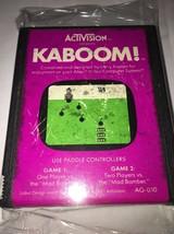 KABOOM! - 1981 Activision - Atari 2600 Video Game Cartridge - $11.76