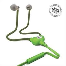 Vest Anti-Radiation Air Tube Headset Headphone Radiation Protection - Green