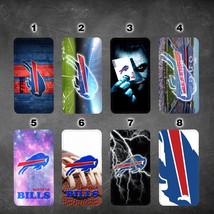 buffalo bills iphone 7 wallet flip case iphone 6 6plus 7 8 X XR XS MAX case - $17.99
