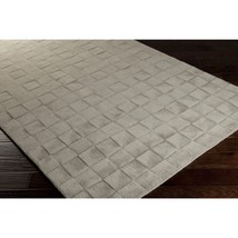 Surya KNT-3017 Kinetic Olive Hand Loomed Contemporary - Geometric Rug 3'... - $138.59