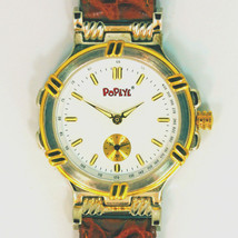 Popeye The Sailor Man, Sub-Seconds Dial, Fossil Rare, New Never Worn Watch! $159 - $157.26