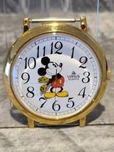 Lorus V501 0A20 Disney Mickey Mouse Jumbo Watch Working - $20.00