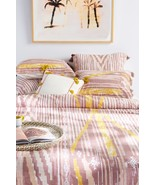 Anthropologie Acarda Duvet Cover QUEEN and 2 Standard Shams - NWT - $169.99