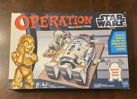 Star Wars Edition Operation Board Game 2012 R2D2 C3PO Excellent - Free s... - £13.05 GBP