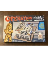 Star Wars Edition Operation Board Game 2012 R2D2 C3PO Excellent - Free s... - $17.82