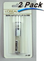 L'Oreal Bare Naturale Gentle Lip Conditioner 905 Soft Sugar (2-Pack) - $14.69