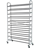 50-Pair Shoe Rack Organzier - $80.99