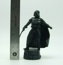 Star Wars Saga Edition Black Darth Vader Queen Chess Replacement Game Piece image 5