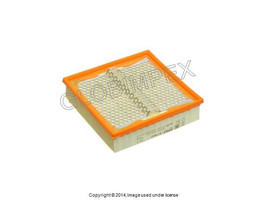 Mercedes w124 Air Filter MAHLE-KNECHT Oem +1 Year Warranty - $30.80