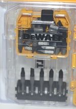 DeWalt DWA52Set Tough Grip ScrewDriving Set 52 Pieces Tough Case Plus image 3