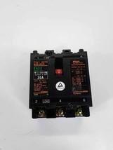 Fuji Electric EA33 Auto Breaker 30A 220VAC 3P - $22.04