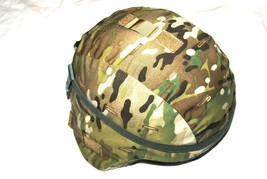 New Genuine USGI Ach Mich Combat HELMET With Multicam Cover - Medium - $365.00
