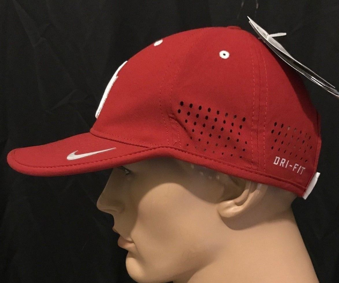 Nike Oklahoma Sooner's Diamond Quest Coaches Hat Cap