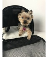 WorldPet Soft Sided Pet Carrier Size Small Removable Fleece Floor Board ... - $29.69