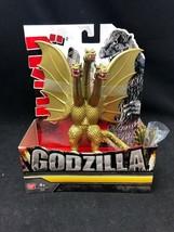 "NEW 2018 Bandai Godzilla ""King Of The Monsters"" King Ghidora Gold Figure - $23.71"